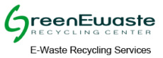 Green Ewaste Recycling Center services the South Bay Area with electronic waste disposal drop-off and free business ewaste pick-up.